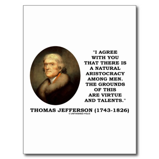 Aristocracy quote #2