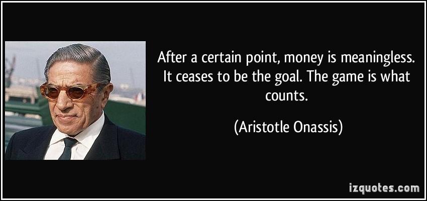 Aristotle Onassis's quote #3