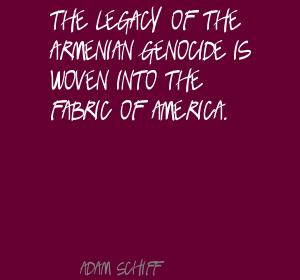 Armenian Genocide quote #2