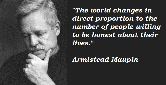 Armistead Maupin's quote #8