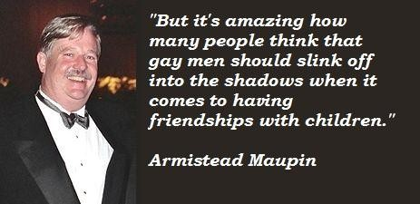 Armistead Maupin's quote #5