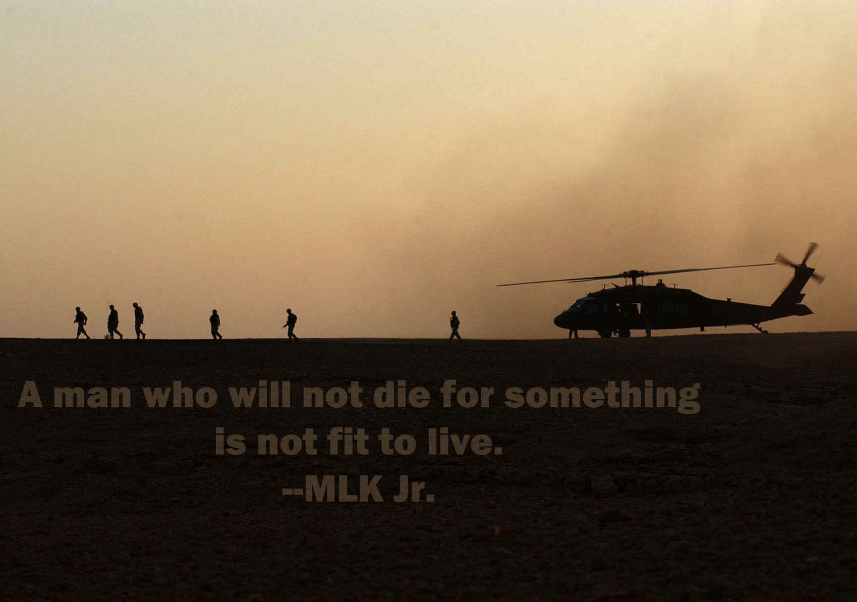 Army quote #2