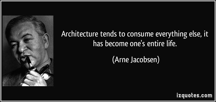 Arne Jacobsen's quote #1