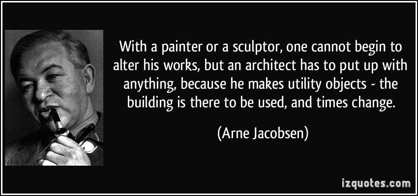 Arne Jacobsen's quote #6