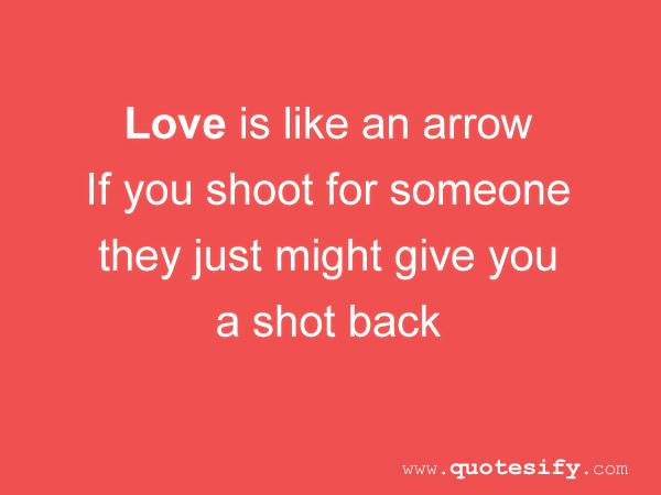 Arrow quote #1
