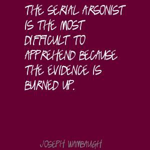 Arsonist quote #2