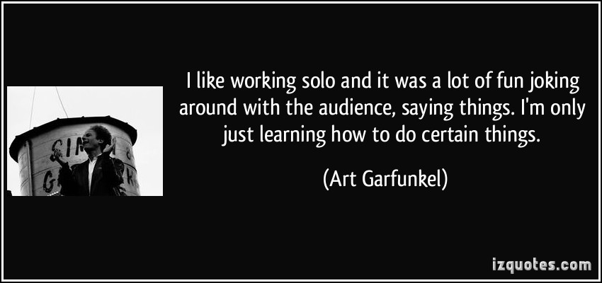 Art Garfunkel's quote #3