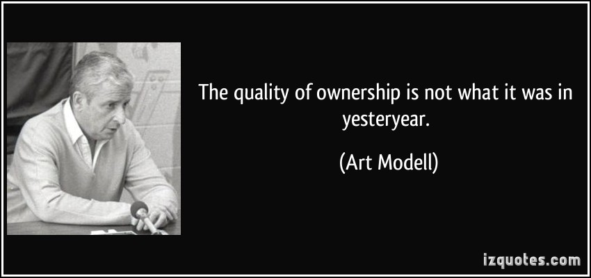 Art Modell's quote #1