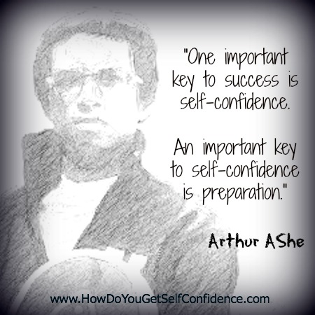 Arthur Ashe's quote #1