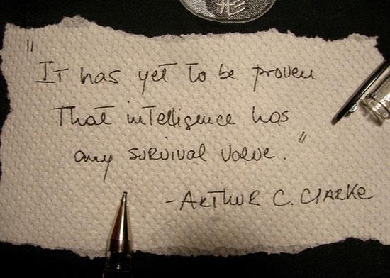 Arthur C. Clarke's quote #6
