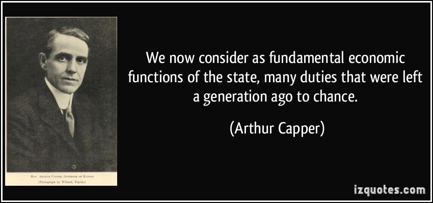 Arthur Capper's quote #6
