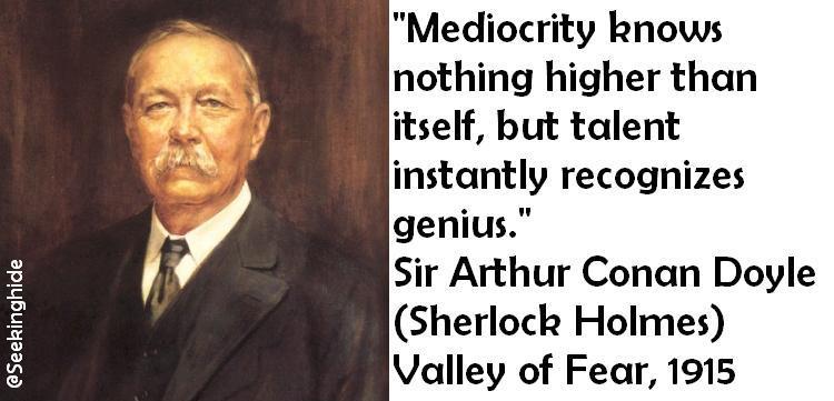 Arthur Conan Doyle's quote #6