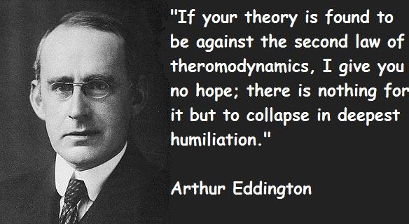 Arthur Eddington's quote #7