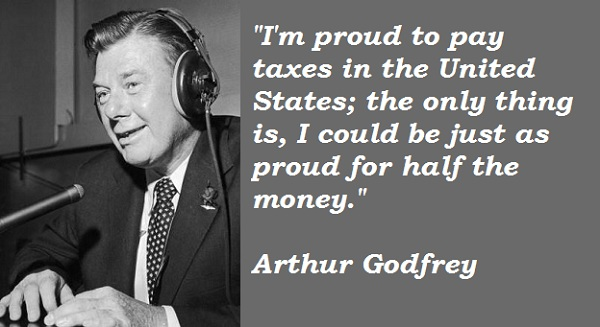 Arthur Godfrey's quote #4