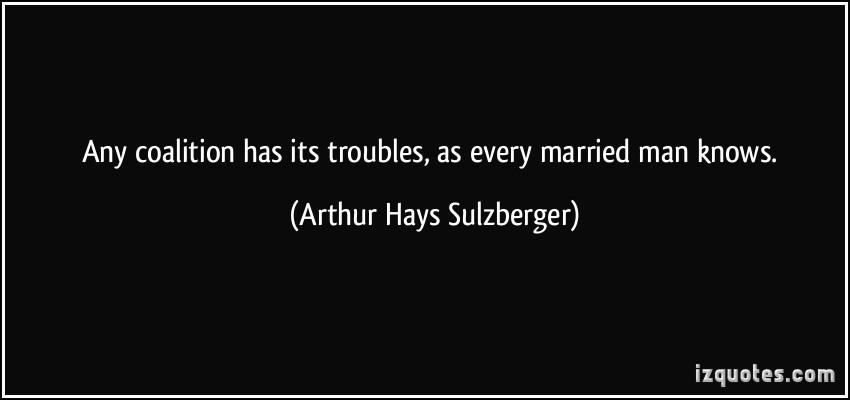Arthur Hays Sulzberger's quote #4