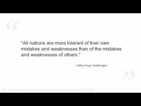 Arthur Hays Sulzberger's quote #8