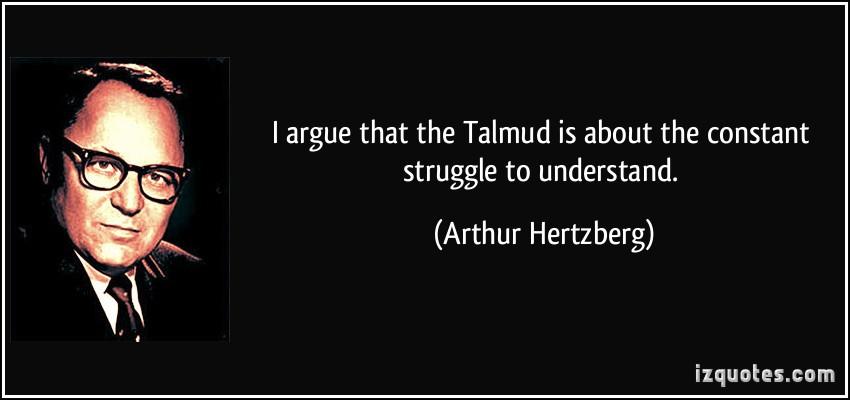 Arthur Hertzberg's quote #5