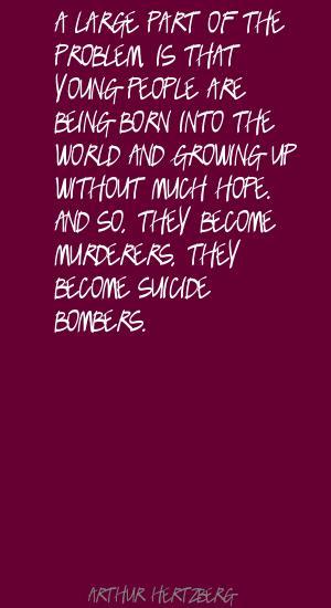 Arthur Hertzberg's quote #7