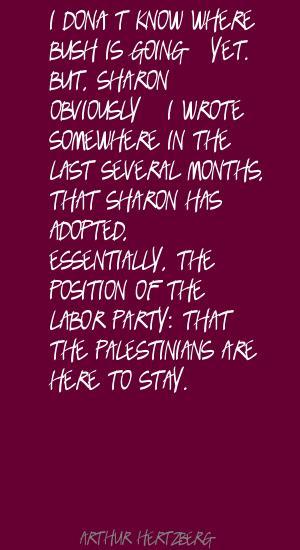 Arthur Hertzberg's quote #1