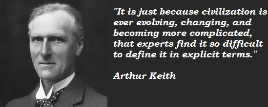 Arthur Keith's quote #6