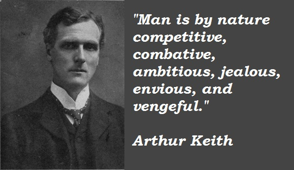 Arthur Keith's quote #7