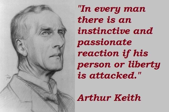 Arthur Keith's quote #2
