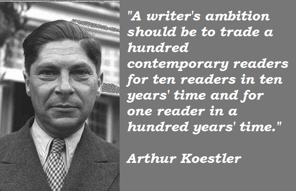 Arthur Koestler's quote #8