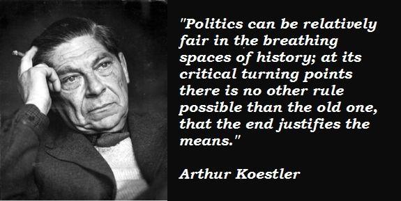 Arthur Koestler's quote #5