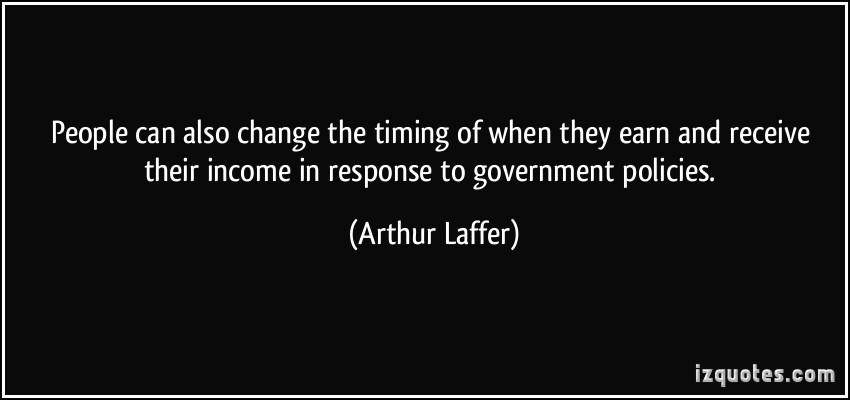 Arthur Laffer's quote #2