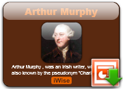 Arthur Murphy's quote #1