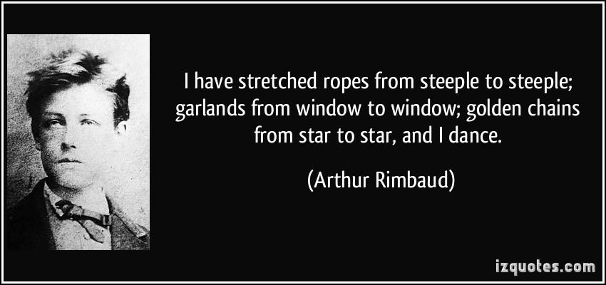 Arthur Rimbaud's quote #2