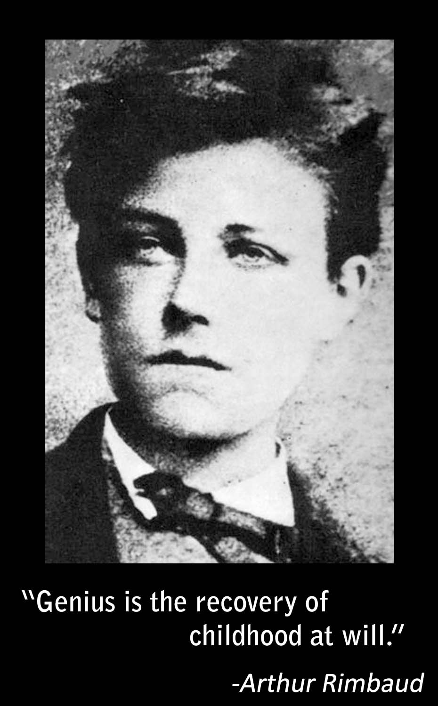 Arthur Rimbaud's quote #7