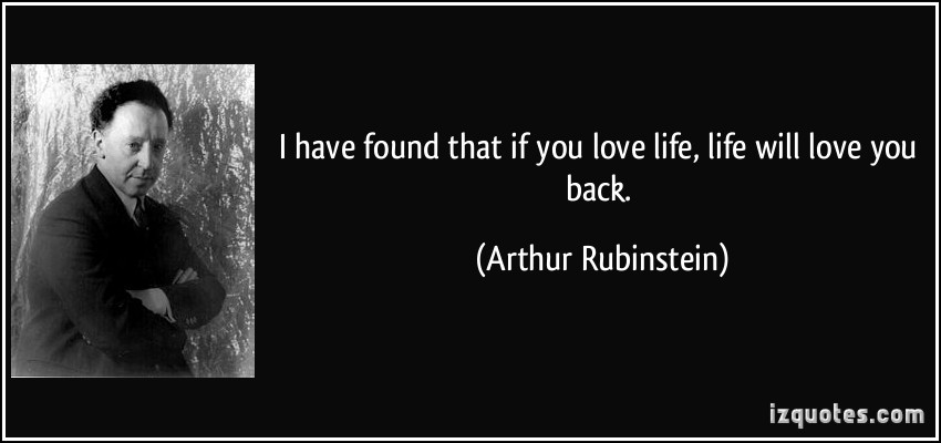 Arthur Rubinstein's quote #1