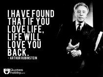 Arthur Rubinstein's quote #3