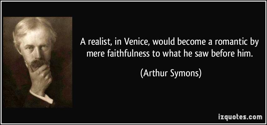 Arthur Symons's quote #1