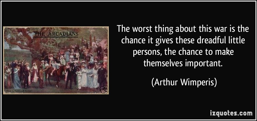 Arthur Wimperis's quote #1