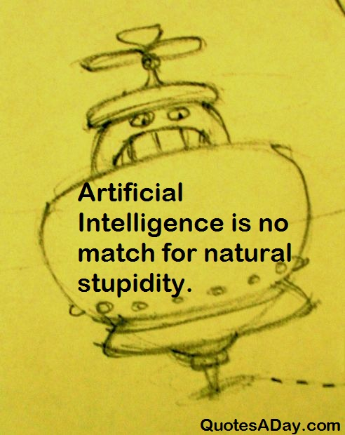 Artificial quote #4