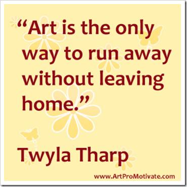 Artist quote #3