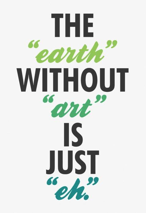 Artistic quote #5