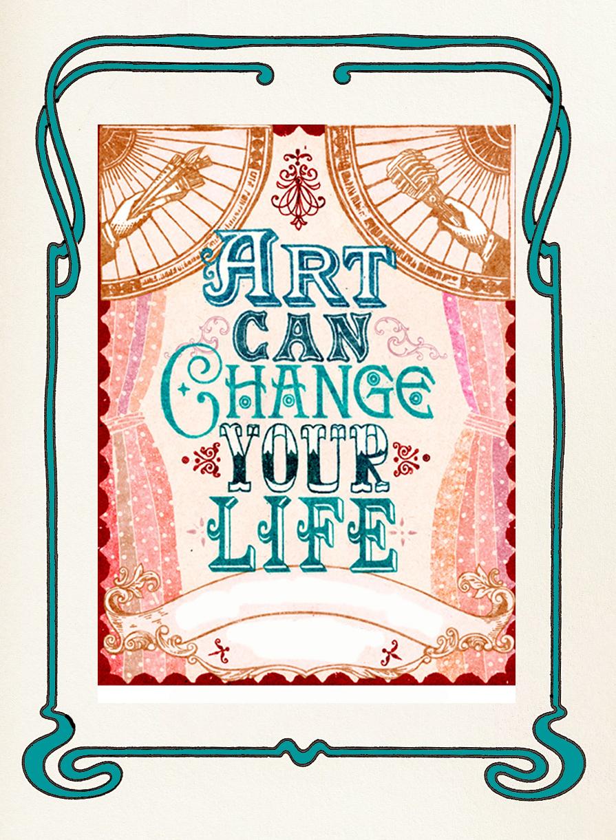 Artistic quote #7