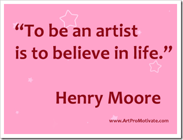 Artists quote #5