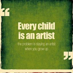 Artists quote #1