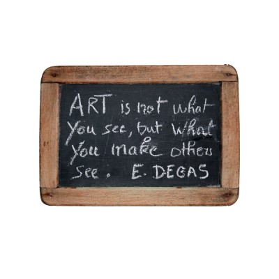 Artists quote #2