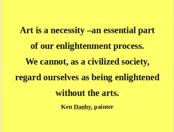 Arts quote #7