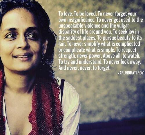 Arundhati Roy's quote #2