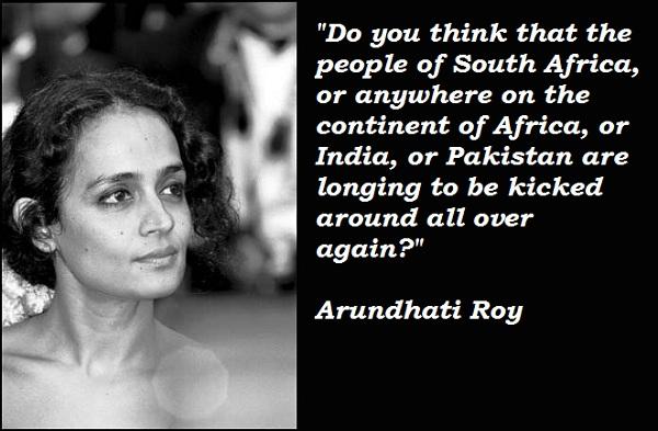 Arundhati Roy's quote #3