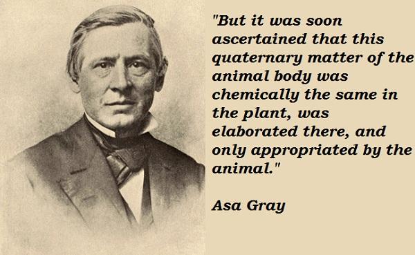 Asa Gray's quote #3