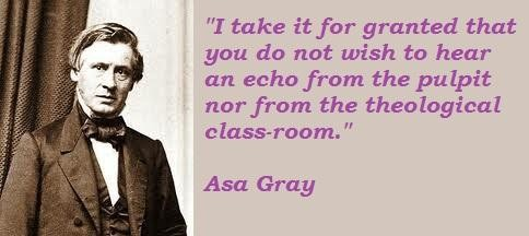 Asa Gray's quote