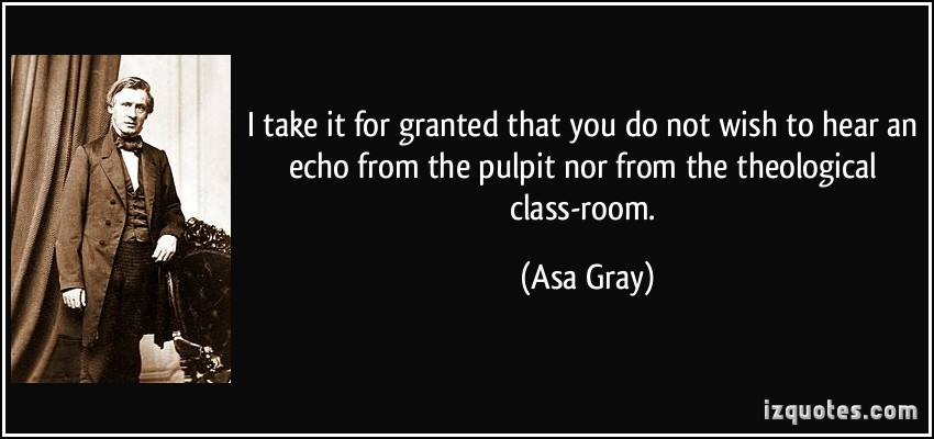 Asa Gray's quote #6