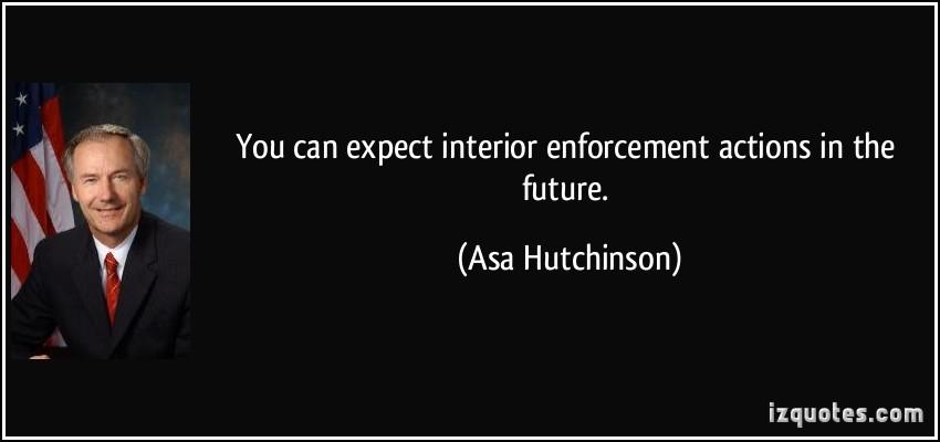 Asa Hutchinson's quote #3